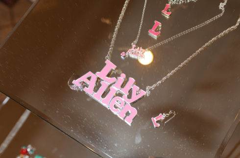 Lily Allen Jewellery Collection