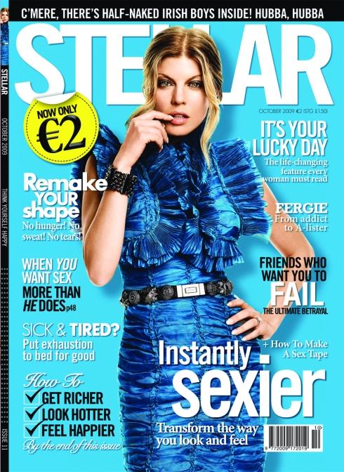 STELLAR October Issue